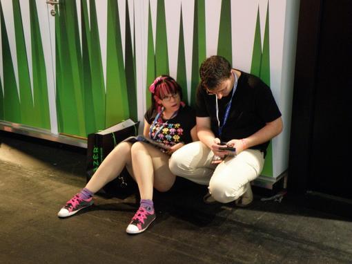 GamesCom 2011. Впечатления. Booth babes, косплей и фрики | Канобу - Изображение 4