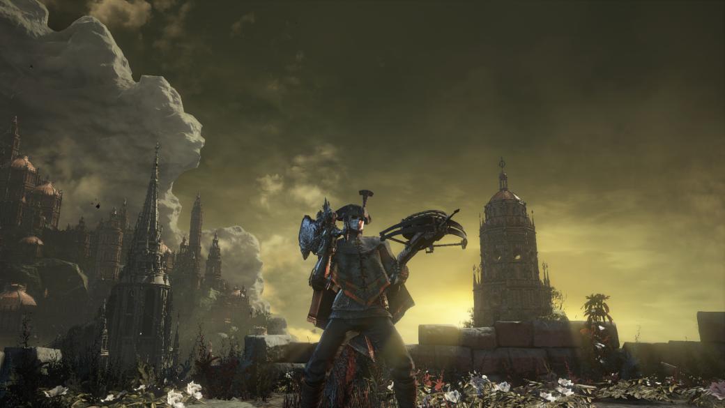 Где найти все новые предметы вDark Souls 3: The Ringed City | Канобу - Изображение 9478