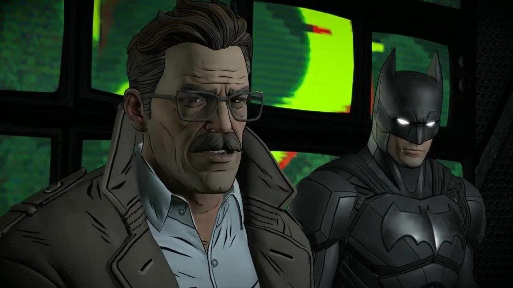 Суть. Рецензия напервый эпизод Batman: The Enemy Within водин абзац | Канобу - Изображение 2252