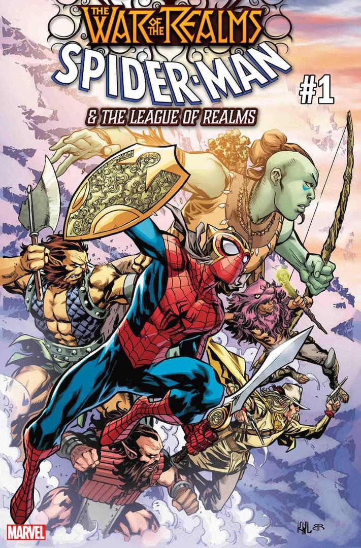 Война десяти миров почти здесь! Стало известно, чем займется Человек-паук при вторжении наЗемлю | Канобу - Изображение 2