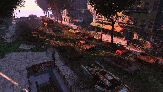 Взгляните на постапокалиптический Нью-Йорк в модификации для Fallout 4!. - Изображение 4