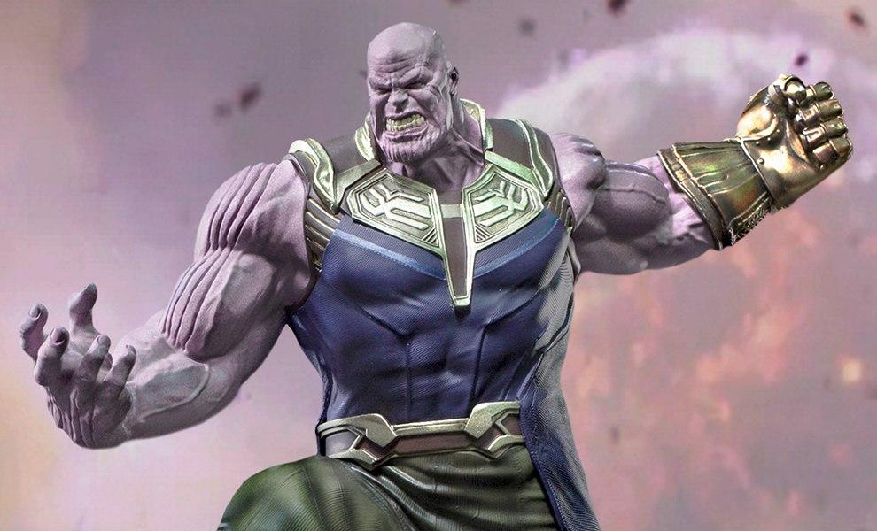 Галерея. Как менялся Танос вкиновселенной Marvel | Канобу - Изображение 9164