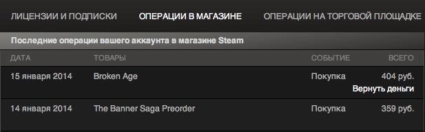 Steam научился автоматически возвращать деньги за предзаказ | Канобу - Изображение 42