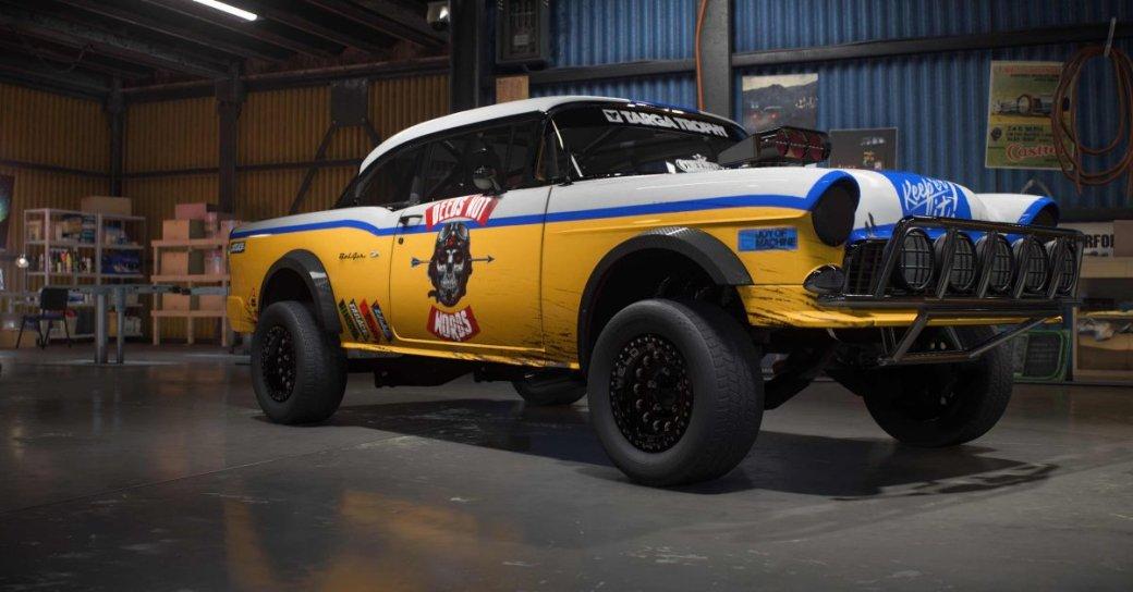 «Что тытакое?»: самые странные машины виграх серии Need for Speed | Канобу