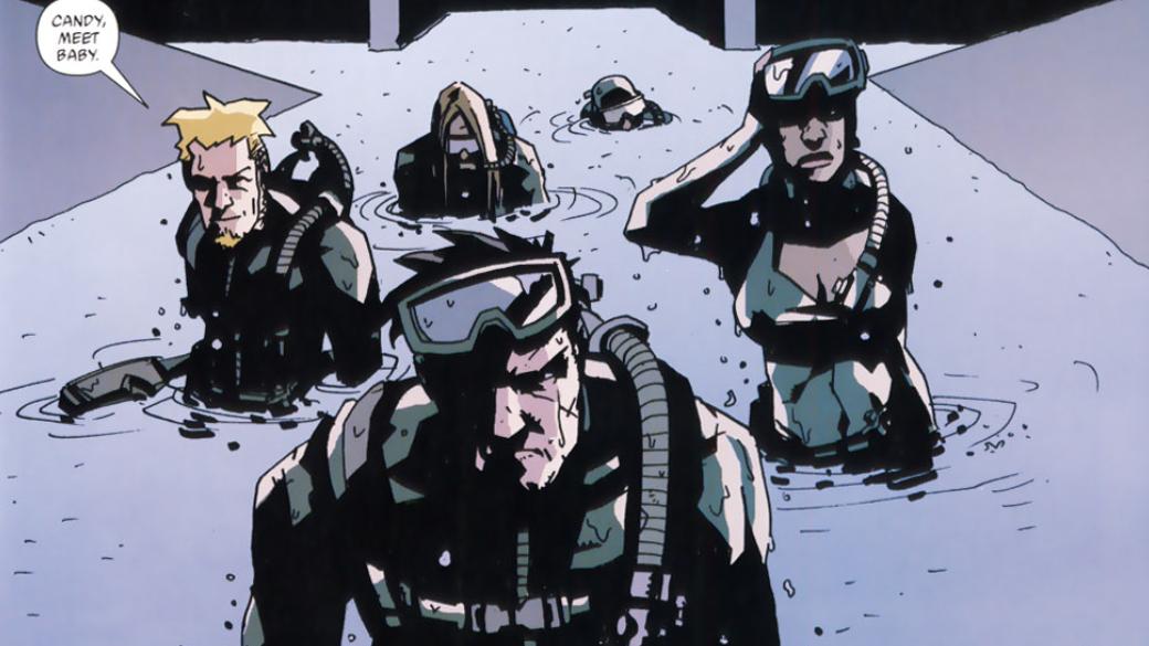«Классика Vertigo»: The Losers— безумный экшен обывших наемниках, мстящих ЦРУ запредательство | Канобу - Изображение 3