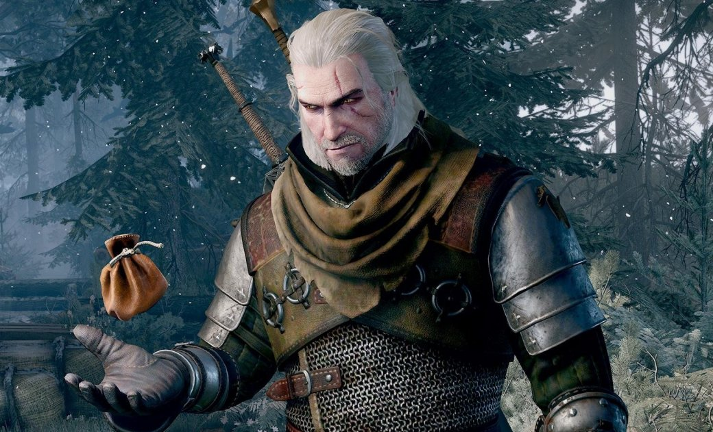5 модов для The Witcher 3: Wild Hunt, приближающих игру к книжному канону | Канобу - Изображение 6