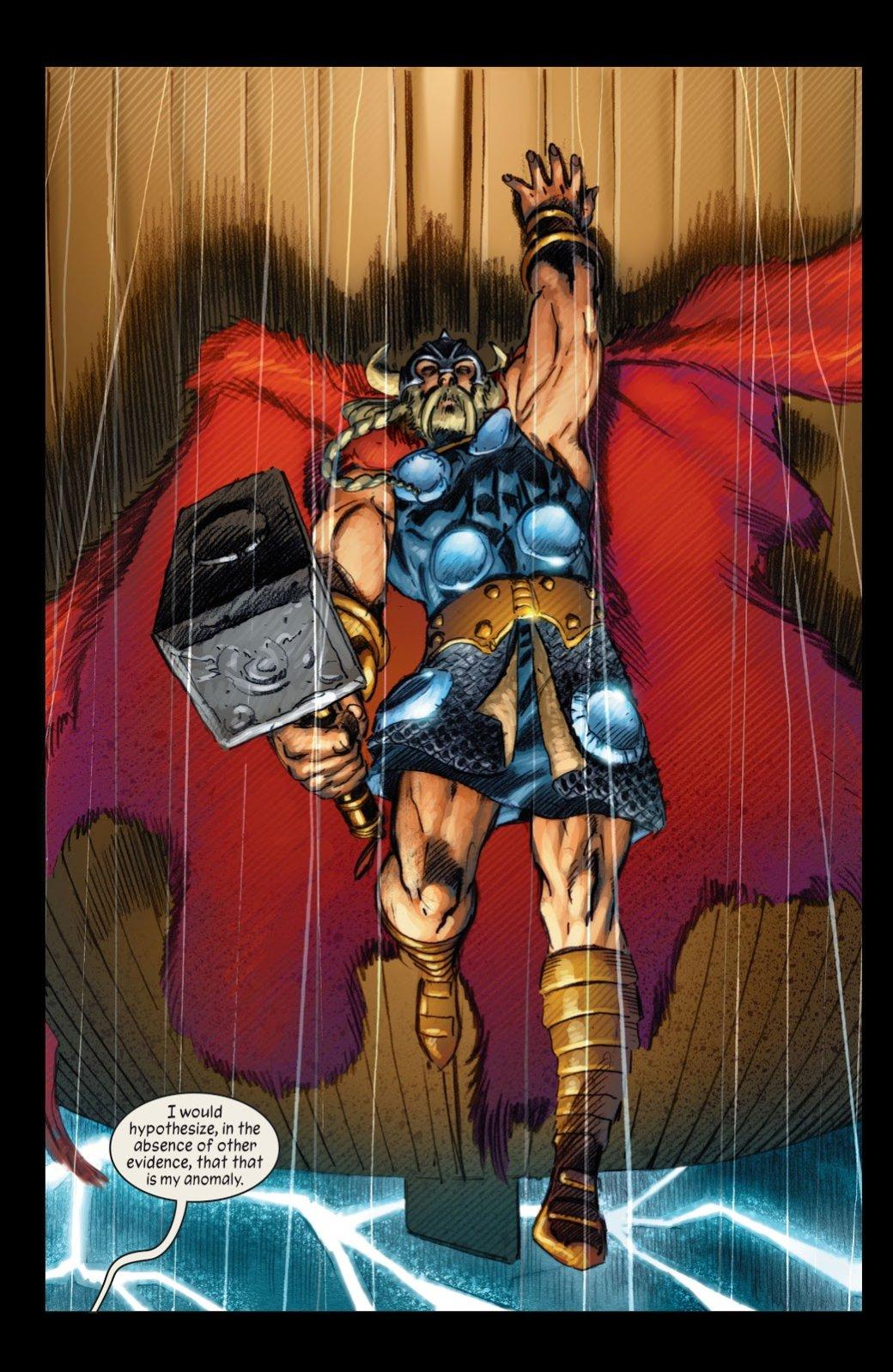 10 безумных версий Тора вкомиксах Marvel. - Изображение 8