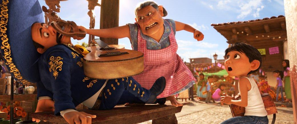 Рецензия на«Тайну Коко» Pixar. - Изображение 5