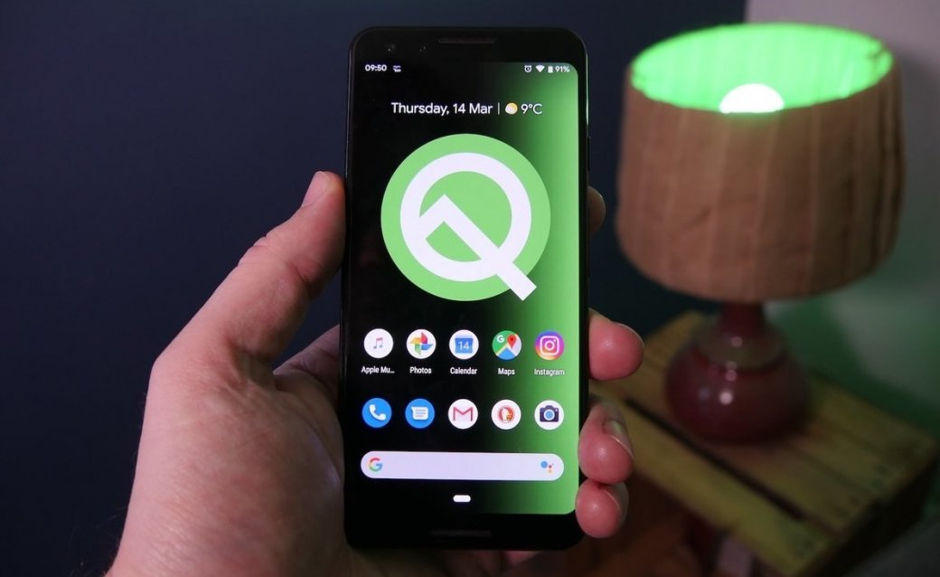 Android 10Q: состоялся официальный анонс новой операционной системы Google | SE7EN.ws - Изображение 1