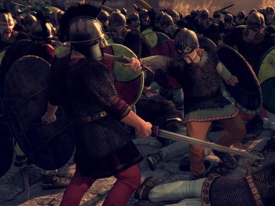 Ведущий художник Total War: Attila об эпохе и исторической ценности | Канобу